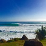 Beaches closed as huge 4m waves hit Gold Coast
